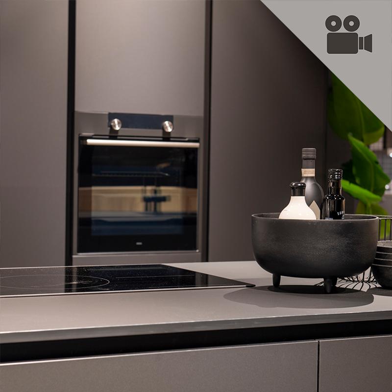 Trends Binnen Zwarte Keukens Door Mandemakers Keukens Vt Wonen Design Beurs